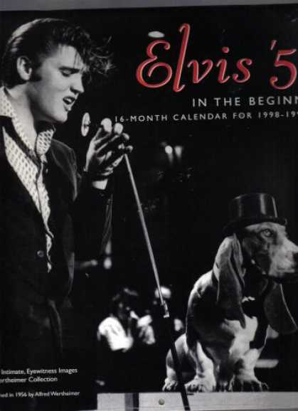 Elvis Presley Books - Elvis 56
