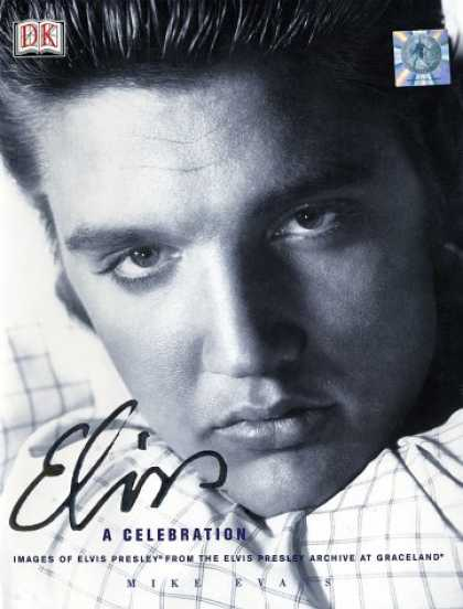 Elvis Presley Books - Elvis: A Celebration