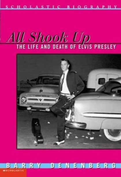 Elvis Presley Books - All Shook Up: The Life & Death Of Elvis Presley