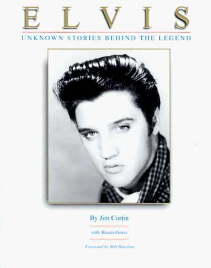Elvis Presley Books - Elvis: Unknown Stories Behind the Legend