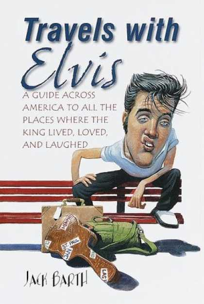 Elvis Presley Books - Travels with Elvis