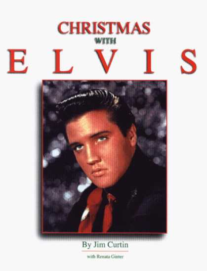 Elvis Presley Books - Christmas With Elvis
