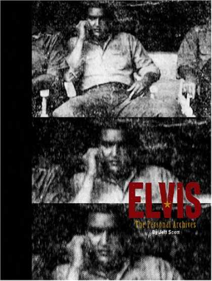 Elvis Presley Books - Elvis: The Personal Archives