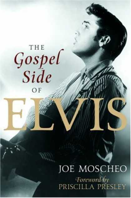 Elvis Presley Books - The Gospel Side of Elvis