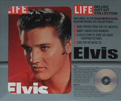 Elvis Presley Books - Life: Elvis Gift Set