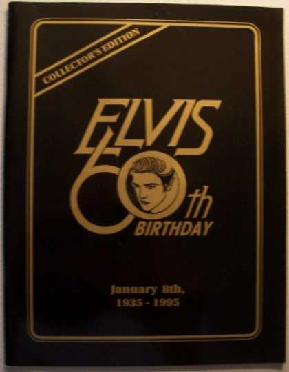 Elvis Presley Books - ELVIS International Forum [Elvis Presley] Fourth Quarter 1994, Winter Issue (Elv