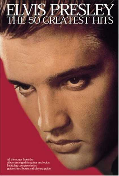 Elvis Presley Books - Elvis Presley: 50 Greatest Hits