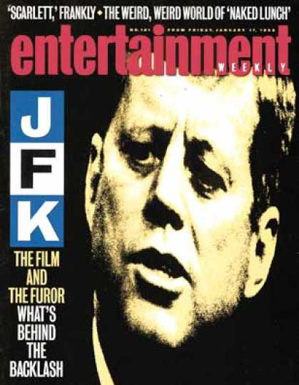 Entertainment Weekly - Jfk