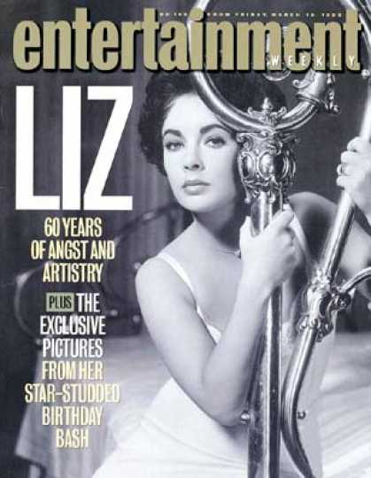 Entertainment Weekly - 60 Years of Liz