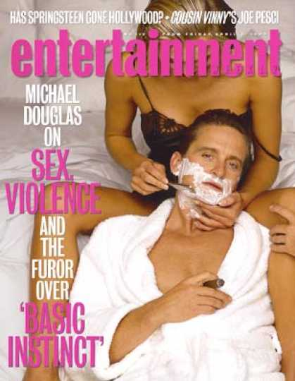 Entertainment Weekly - Adventures In the Skin Trade