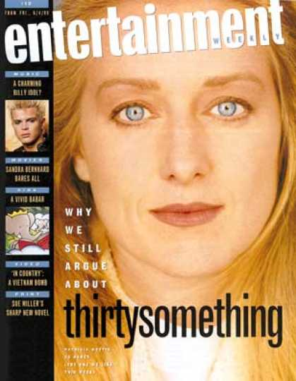 "Entertainment Weekly - Why We're Still Watching and Arguing About ""thirtysomething"""