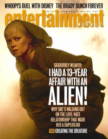 Entertainment Weekly - Last In Space