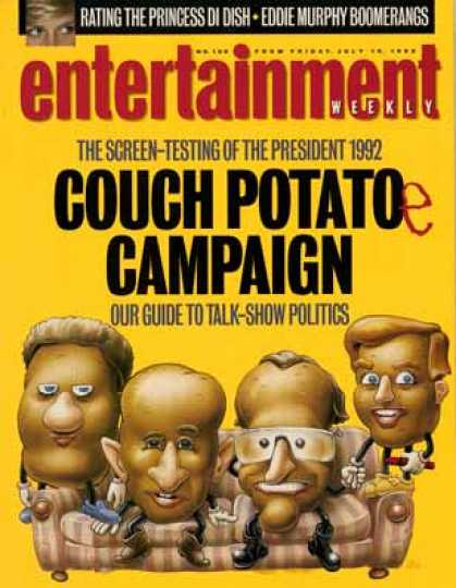 Entertainment Weekly - Remote Control