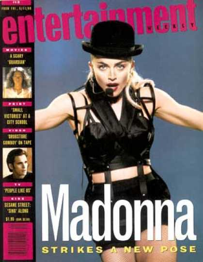 Entertainment Weekly - The Global Force of Madonna