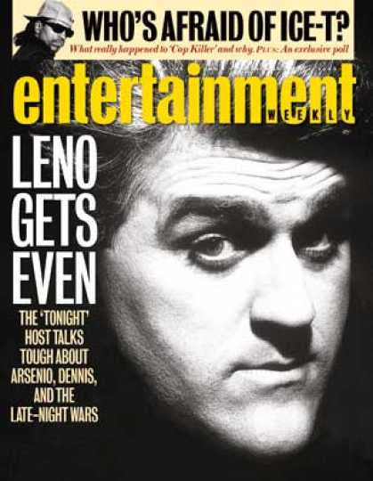 Entertainment Weekly - Jay Leno