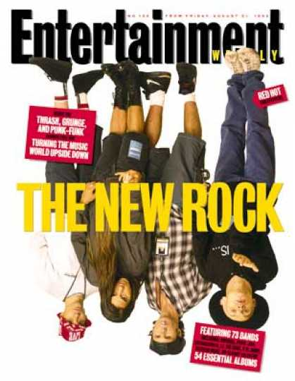 Entertainment Weekly - Turn That @#!% Down!
