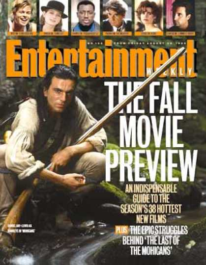 Entertainment Weekly - Scenes From A Fall