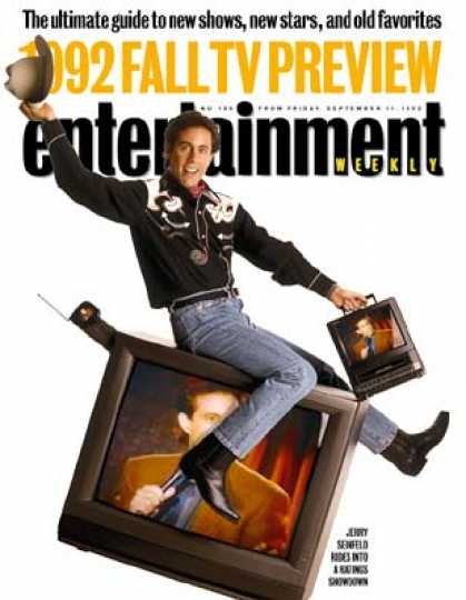 Entertainment Weekly - The Fall 1992 Tv Preview: Thursday