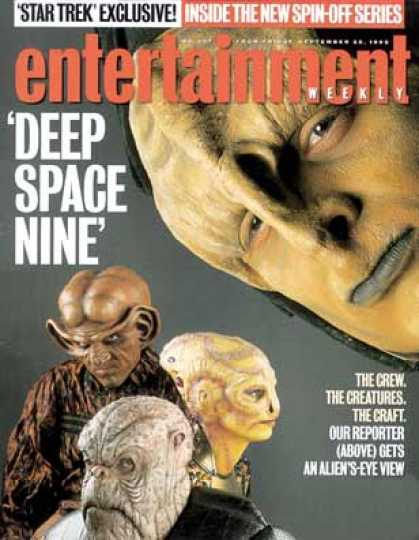 Entertainment Weekly - Deep Cover