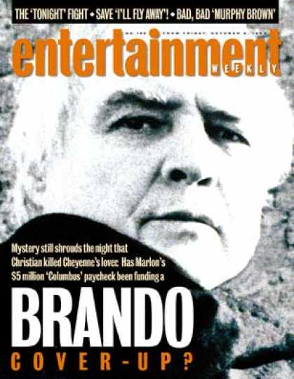 Entertainment Weekly - The Tumultuous Life of Marlon Brando