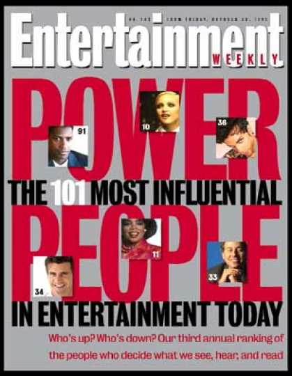Entertainment Weekly - Power 101: 51-75