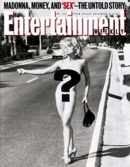 Entertainment Weekly - Sex & Money