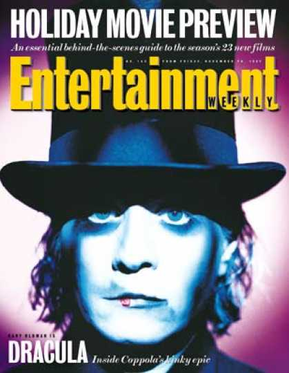Entertainment Weekly - Coppola's Bloody Valentine