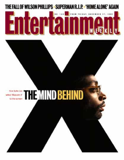 "Entertainment Weekly - ""i'm For Truth,"" Malcolm X Said...""no Matter Who Tells It"""