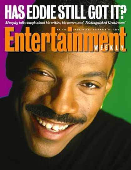 Entertainment Weekly - The Second Coming of Eddie Murphy?