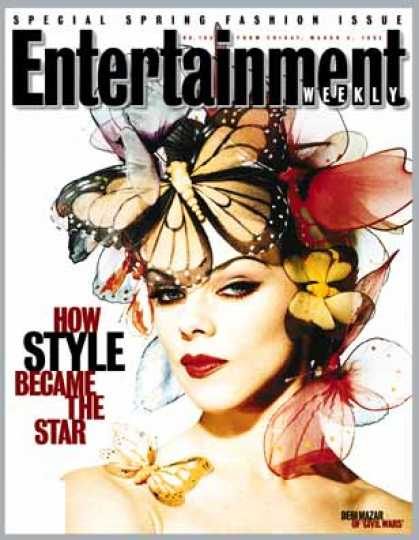 Entertainment Weekly - Style