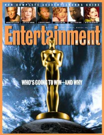 Entertainment Weekly - The Oscars Cometh