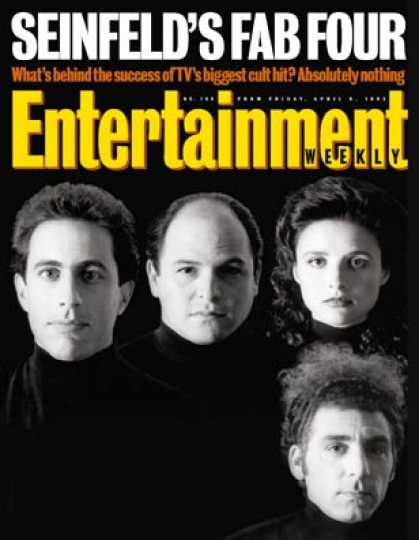 Entertainment Weekly - Much Ado About Nothing