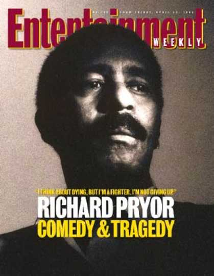 Entertainment Weekly - Richard Pryor In His Own Words