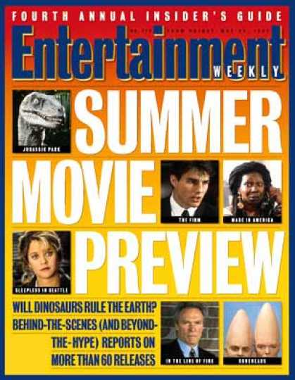 Entertainment Weekly - Summer Movie Preview: August