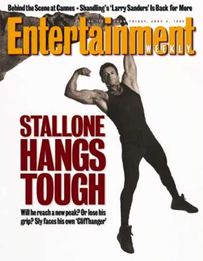 Entertainment Weekly - Rocky Road