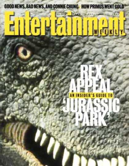 Entertainment Weekly - A Walk In the 'park'