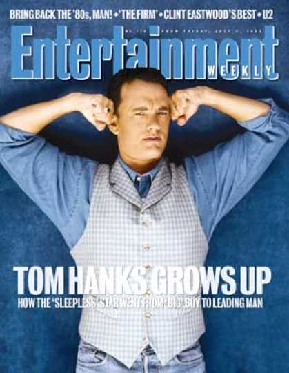 Entertainment Weekly - The Nice Man Cometh
