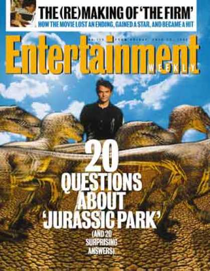 Entertainment Weekly - Q:how Bis Is Big?