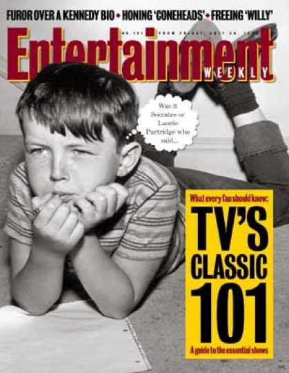 Entertainment Weekly - The Greatest Shows On Earth