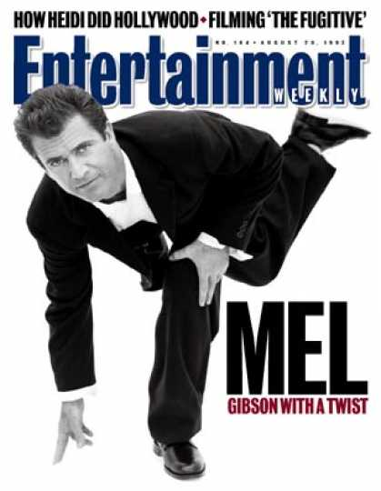 Entertainment Weekly - To Mel and Back