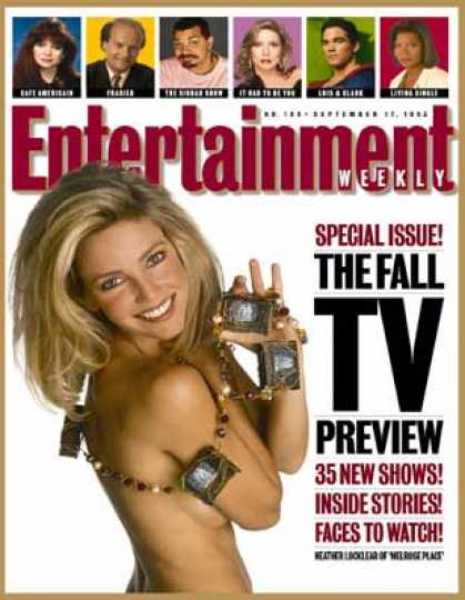Entertainment Weekly - 1993 Fall Tv Preview: Wednesday