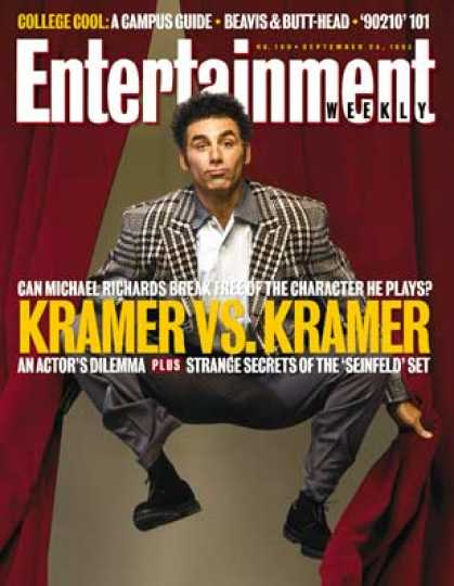 Entertainment Weekly - Kramer Unveiled