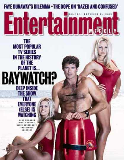 Entertainment Weekly - Do You Like To Watch?