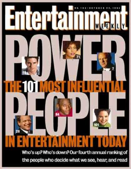 Entertainment Weekly - Power 101: Rising