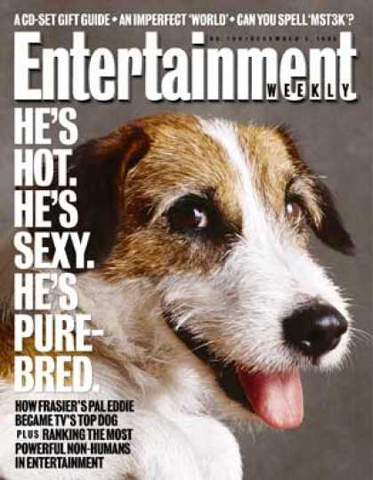 Entertainment Weekly - Eddie Unleashed