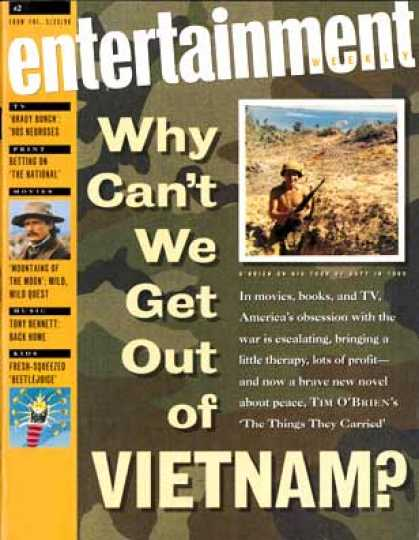 Entertainment Weekly - Vietnam Fatigue