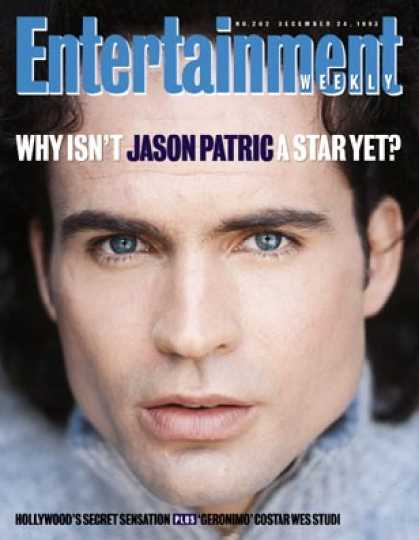 Entertainment Weekly - Jason Unmasked