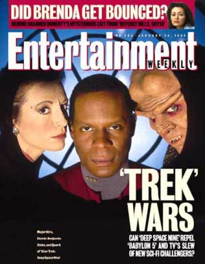 Entertainment Weekly - Space Race