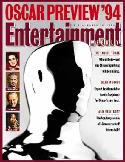 Entertainment Weekly - Oscar Preview: and You Can Quote Us