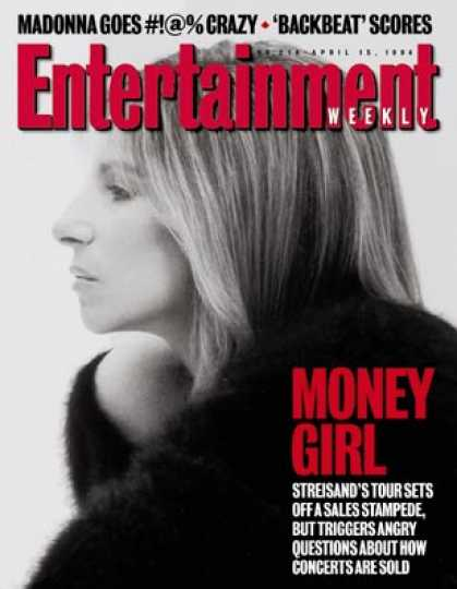 Entertainment Weekly - Ticket Master
